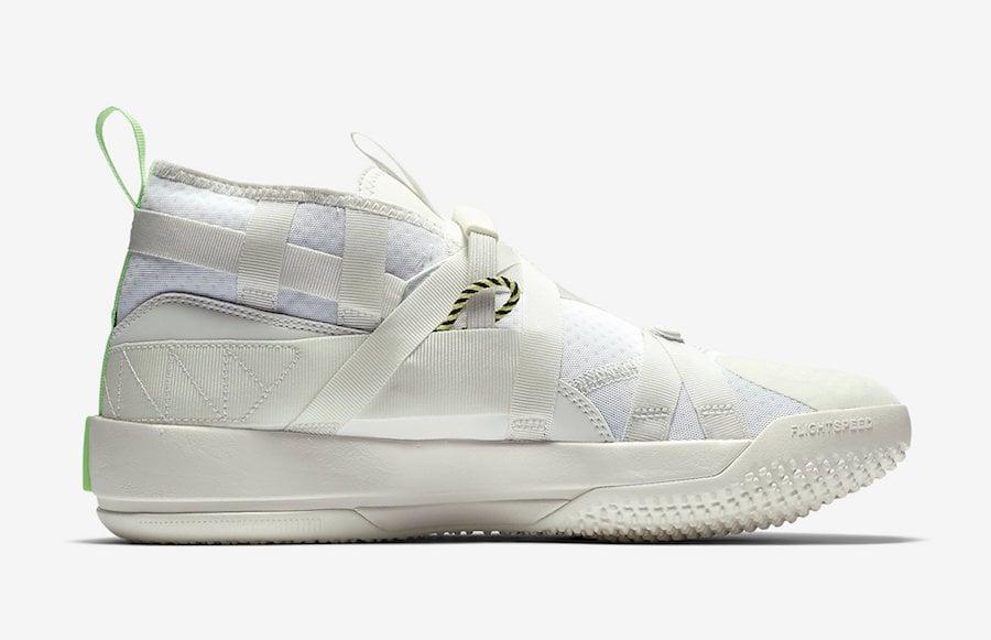 Jordan Proto 32.9 Sail White CN5747-100 Release Date Info