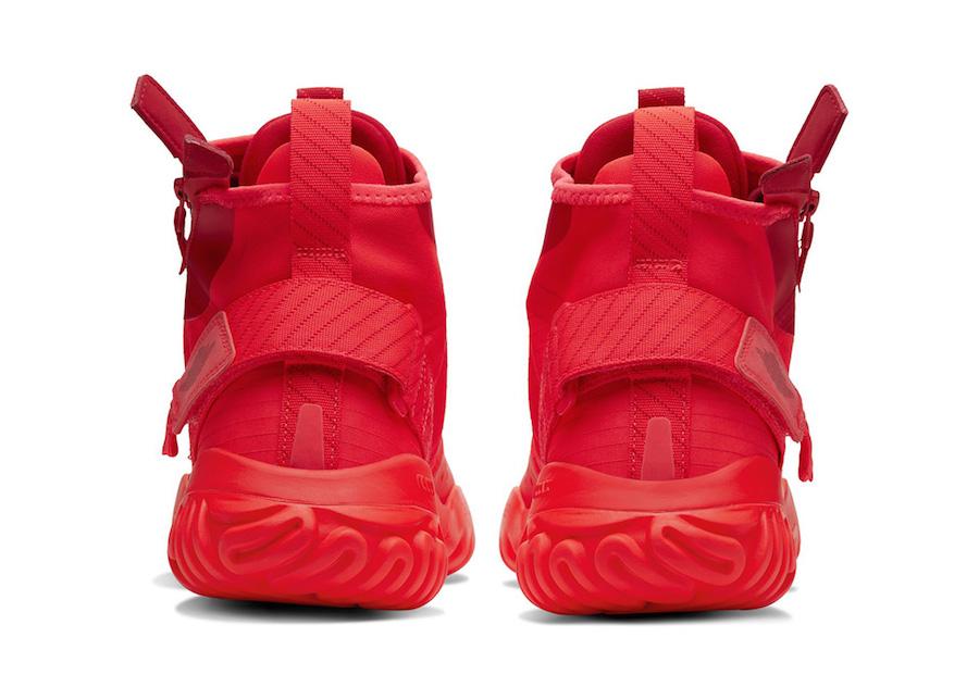 Jordan Proto React Zip Red Release Date Info