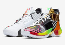 Jordan Why Not Zer0.2 Own The Chaos CT5786-900 Release Date Info