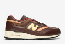 New Balance 997 Brown Leather Release Date Info