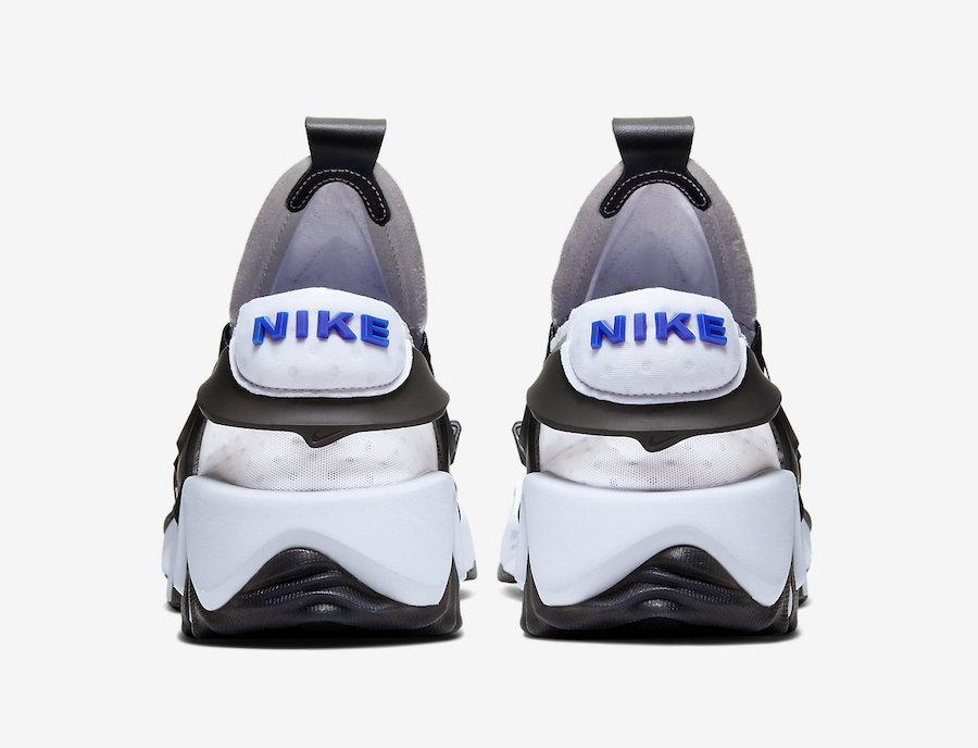 Nike Adapt Huarache White Black BV6397-110 Release Date Info