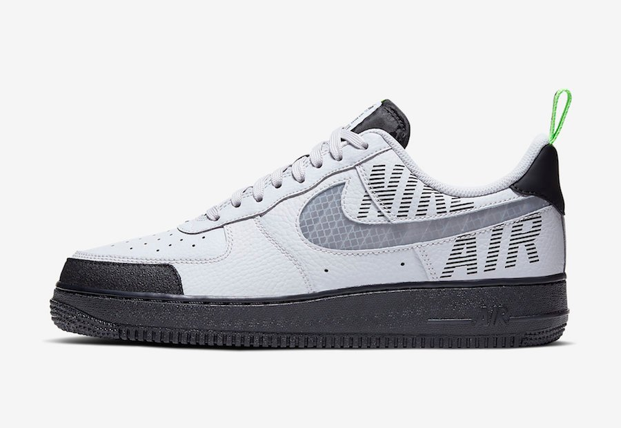 Nike Air Force 1 Low BQ4421-001 Release Date Info