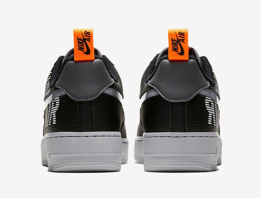 Nike Air Force 1 Low BQ4421-002 Release Date Info