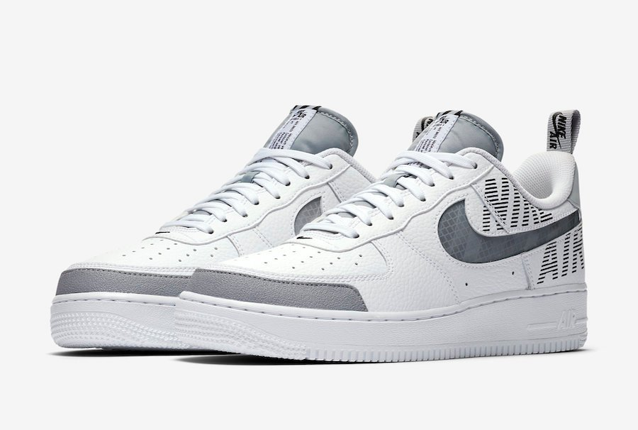 Nike Air Force 1 Low BQ4421-100 Release Date Info