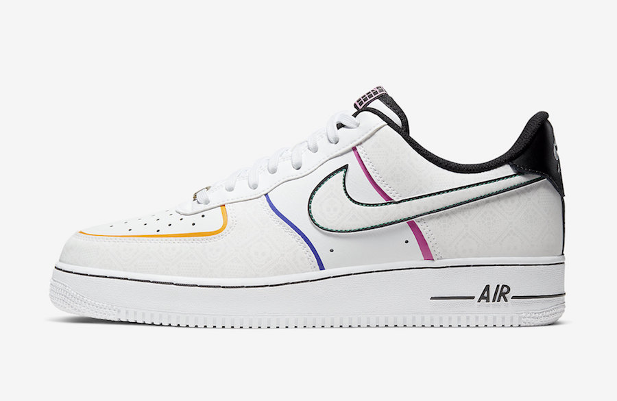 Nike Air Force 1 Low Releasing for Day of the Dead | Getswooshed