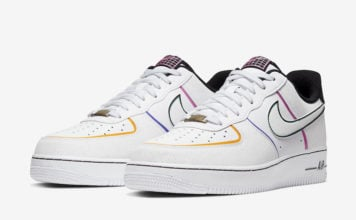 Nike Air Force 1 Low Day of the Dead CT1138-100 Release Date Info