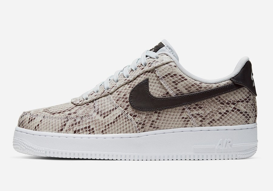 Nike Air Force 1 Low Snakeskin Release Date Info
