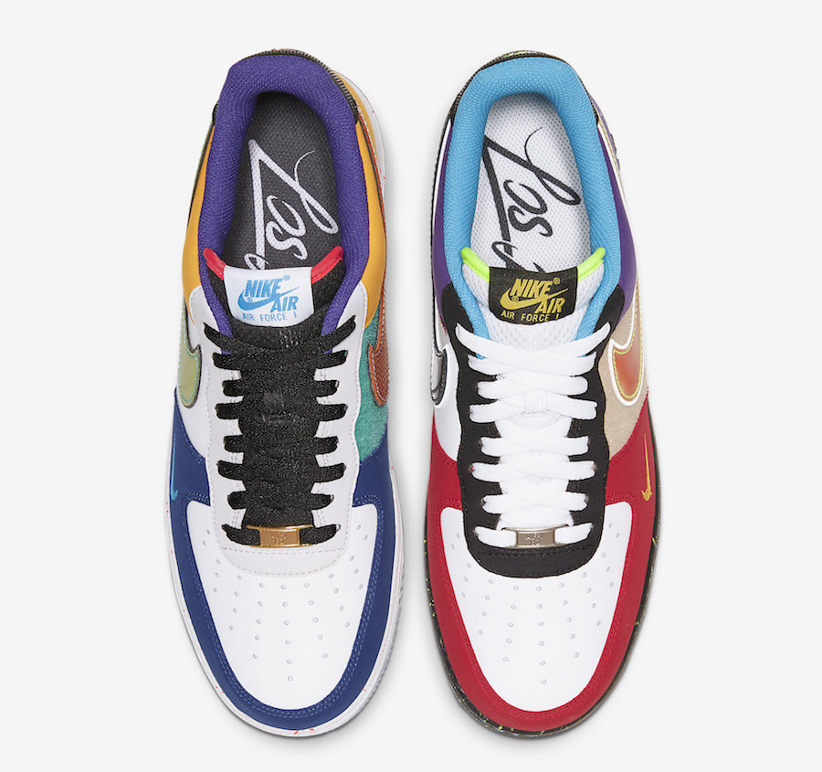 Nike Air Force 1 Low What The CT1117-100 Release Date Info