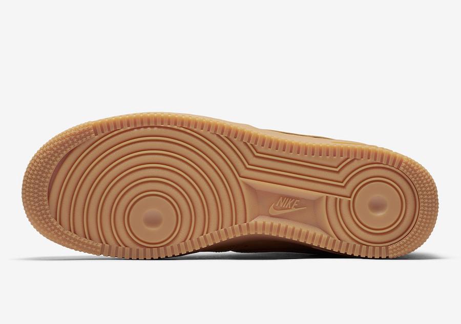 Nike Air Force 1 Low Wheat CJ9179-200 Release Date Info