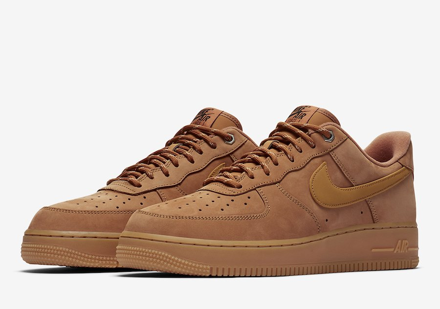 Nike Air Force 1 Low Wheat CJ9179-200 Release Date Info