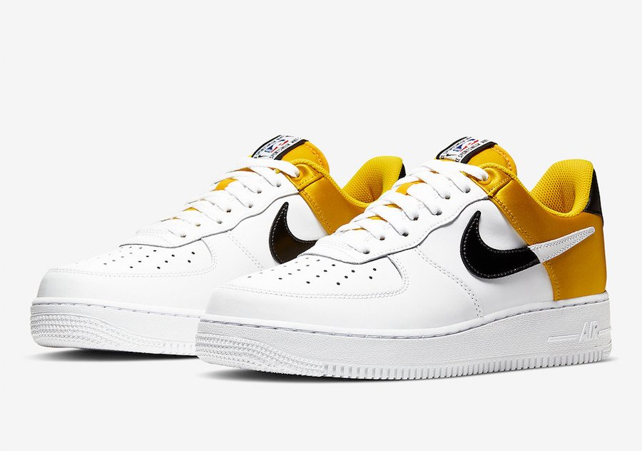 nike air force one nba