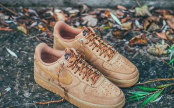 Nike Air Force 1 Wheat CJ9179-200 Release Date