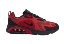 Nike Air Max 200 Red Black AQ2568-600 Release Date Info