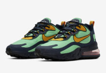 Nike Air Max 270 React Electro Green AO4971-300 Release Date Info