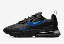 Nike Air Max 270 React Just Do It CT2203-001 Release Date Info