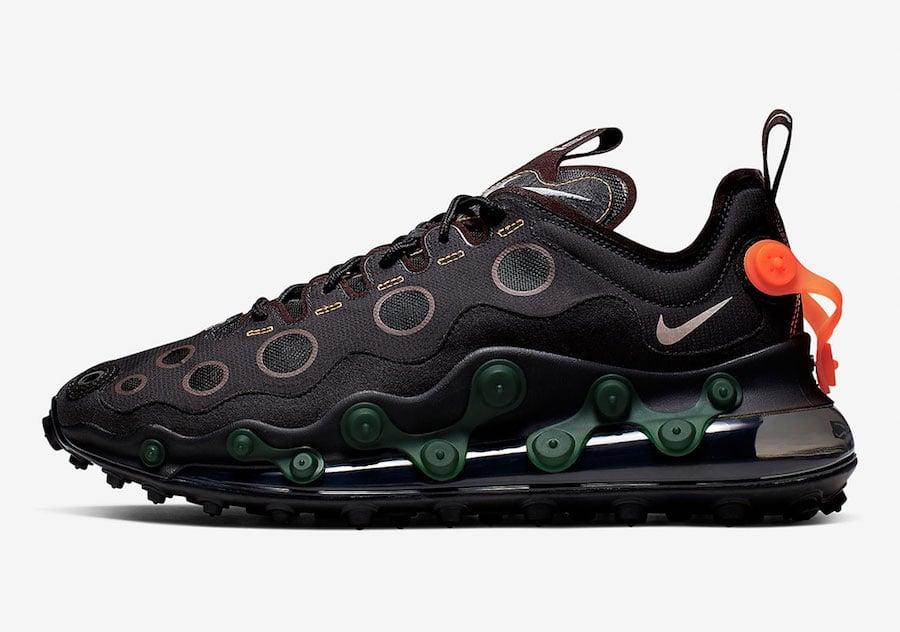 Nike Air Max 720 ISPA CD2182-001 Release Date Info