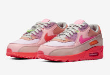 Nike Air Max 90 Pink Purple Beige CT3449-600 Release Date Info