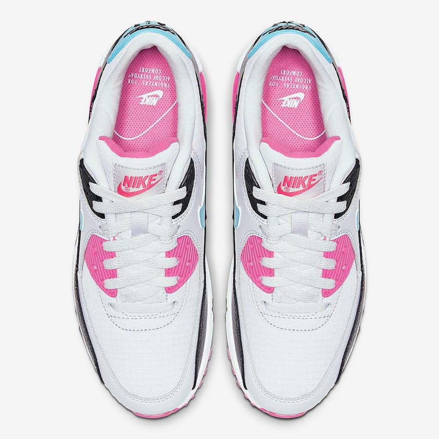 Nike Air Max 90 South Beach 325213-065 Release Date Info