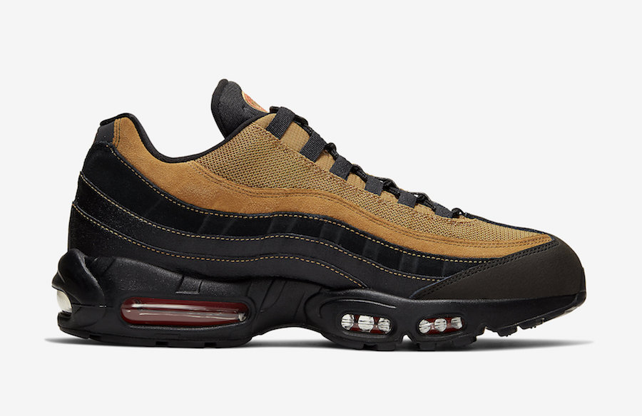 Nike Air Max 95 Essential Cosmic Clay AT9865-014 Release Date Info