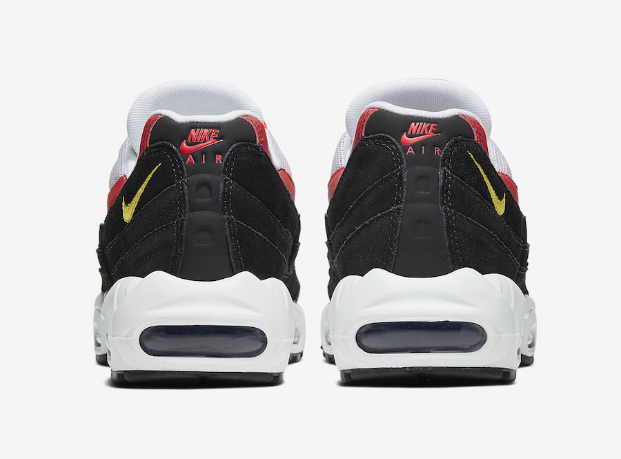 Nike Air Max 95 Essential Ketchup Mustard AT9865-101 Release Date Info