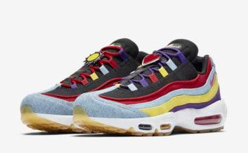 Nike Air Max 95 Multicolor CK5669-400 Release Date