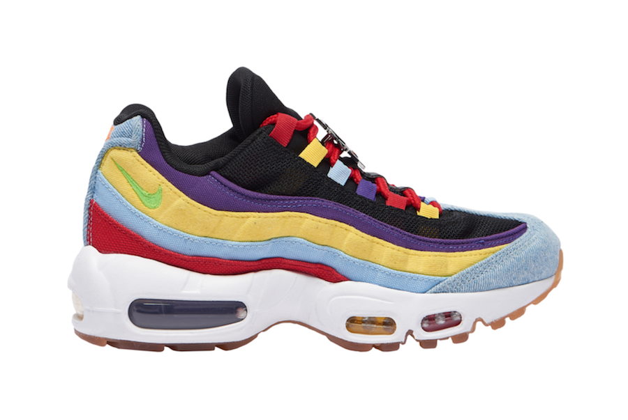 Nike Air Max 95 SP Psychic Blue Chrome Yellow White CK5669-400 Release Date Info