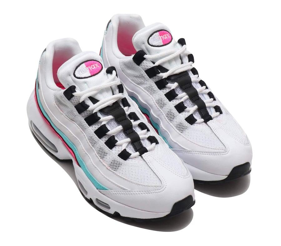 Nike Air Max 95 Womens South Beach 307960-117 Release Date Info