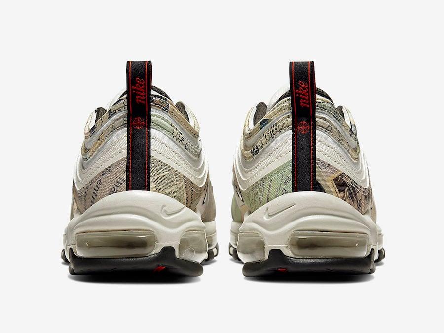 Nike Air Max 97 Newspaper 921826-108 Release Date Info