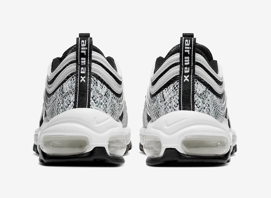 Nike Air Max 97 Snakeskin CT1549-001 Release Date Info