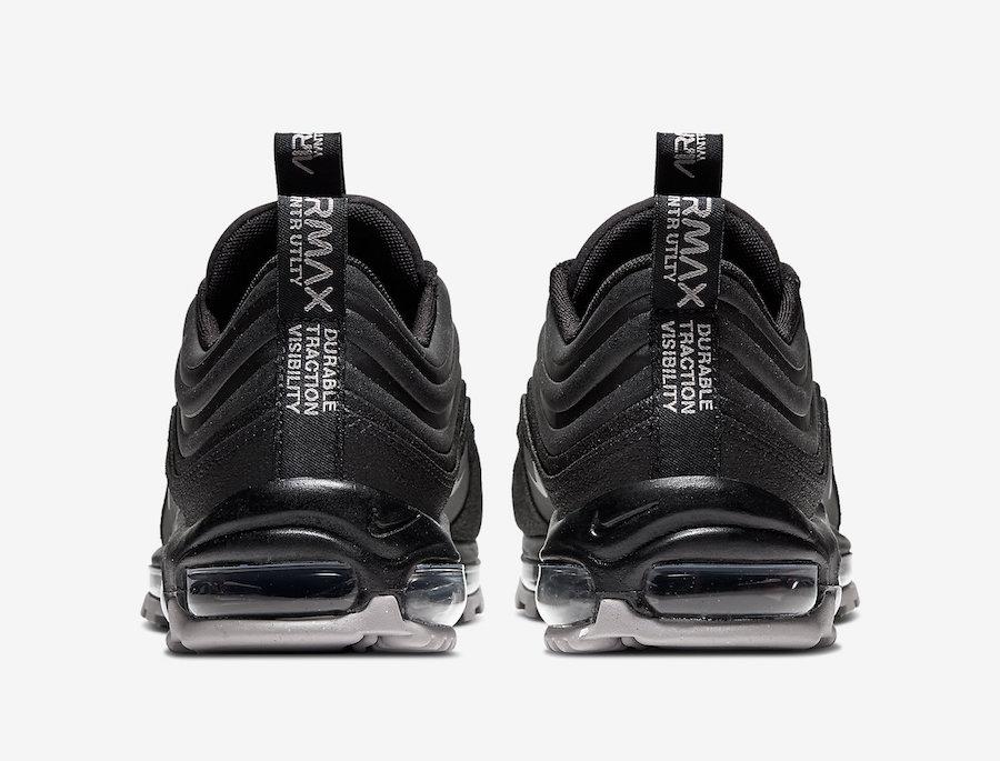 Nike Air Max 97 Winter Utility BQ5615-001 Release Date Info