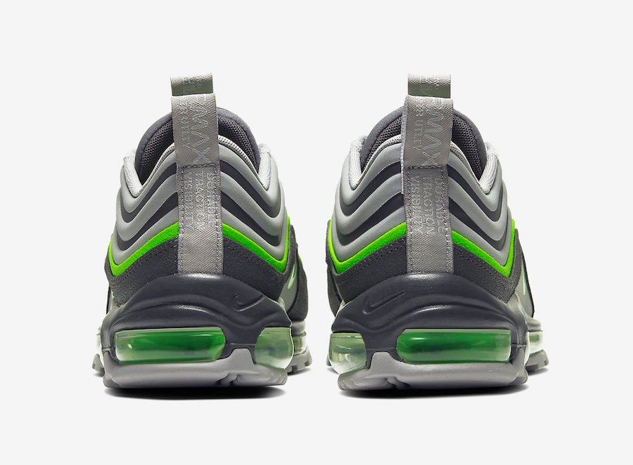 Nike Air Max 97 Winter Utility Neon BQ5615-002 Release Date Info