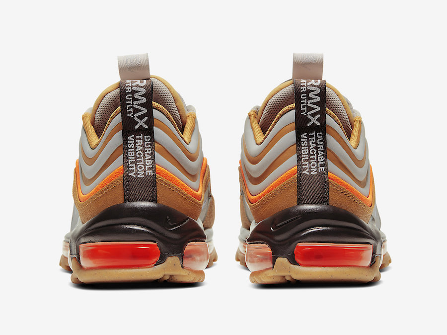 Nike Air Max 97 Winter Utility Wheat BQ5615-200 Release Date Info