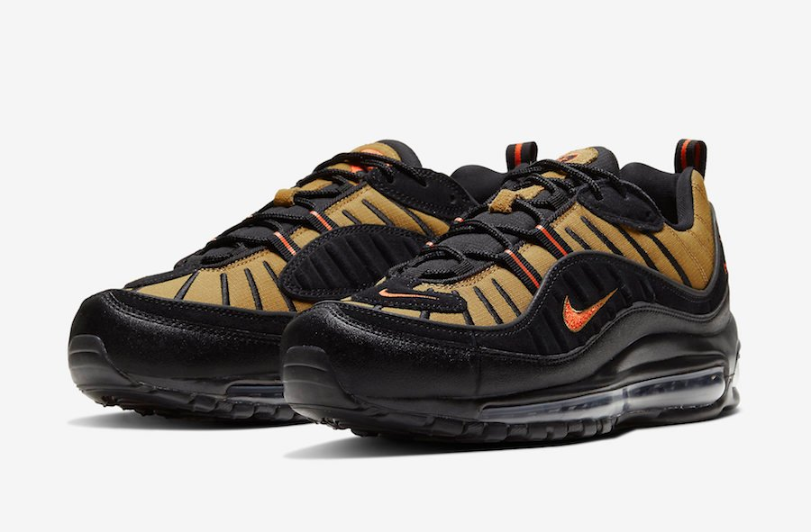 Nike Air Max 98 Cosmic Clay 640744-014 Release Date Info