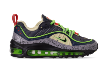 Nike Air Max 98 Halloween CT1171-001 Release Date Info