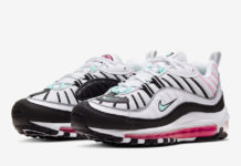 Nike Air Max 98 South Beach AH6799-065 Release Date Info