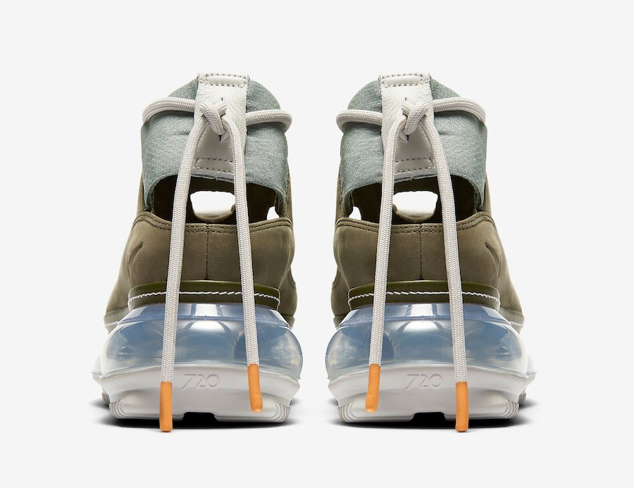 Nike Air Max FF 720 Olive AO3189-201 Release Date Info