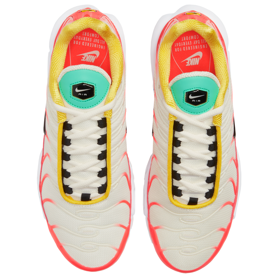 Nike Air Max Plus CU4919-100 Release Date Info