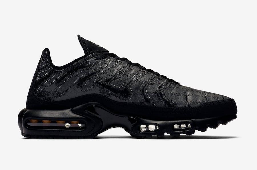 Nike Air Max Plus Decon Black CD0882-001 Release Date Info