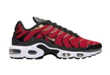 Nike Air Max Plus University Red Metallic Gold CU4919-600 Release Date Info