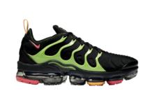 Nike Air VaporMax Plus Black Lime Green CU4884-001 Release Date