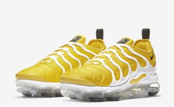 Nike Air VaporMax Plus Yellow White CU4907-700 Release Date Info