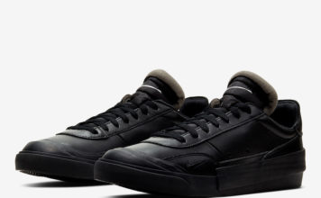 Nike Drop Type LX Triple Black CN6916-001 Release Date Info