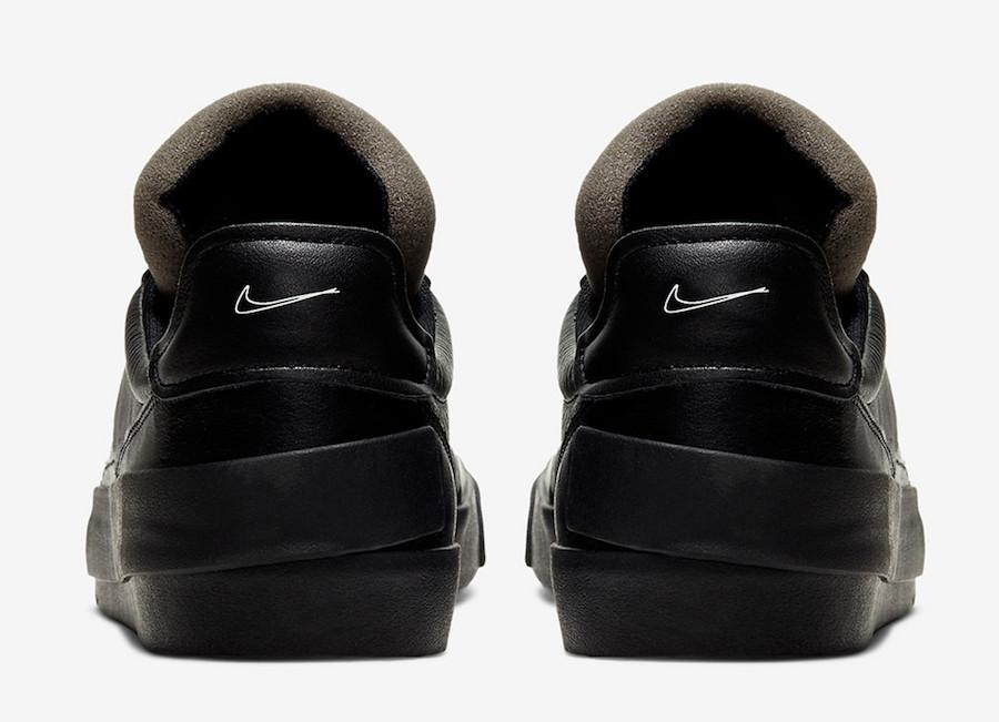 Nike Drop Type LX Triple Black CN6916-001 Release Date Info