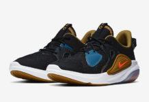 Nike Joyride CC Black Wheat Total Orange AO1742-002 Release Date Info