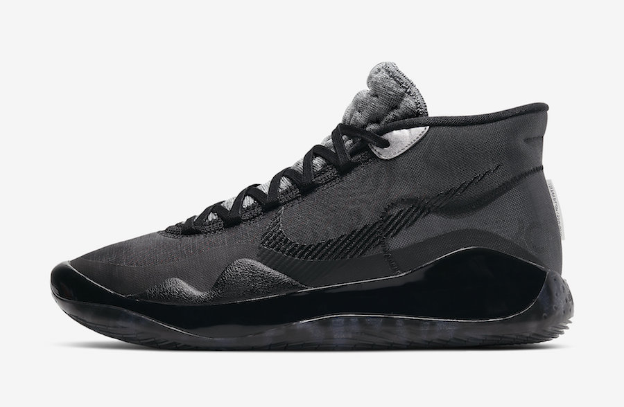 Nike KD 12 Black Anthracite AR4230-003 Release Date Info