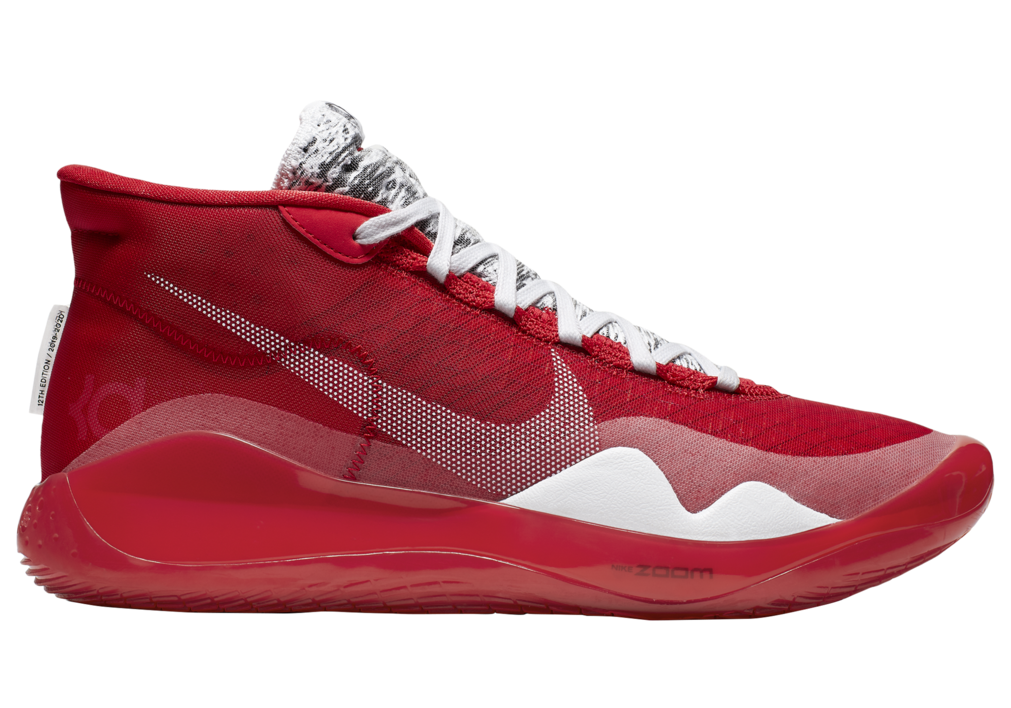 Nike KD 12 TB Team Bank University Red