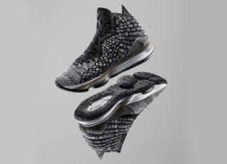 Nike LeBron 17 Black White BQ3177-002 Release Details