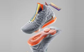 Nike LeBron 17 Future Air Release Date Info
