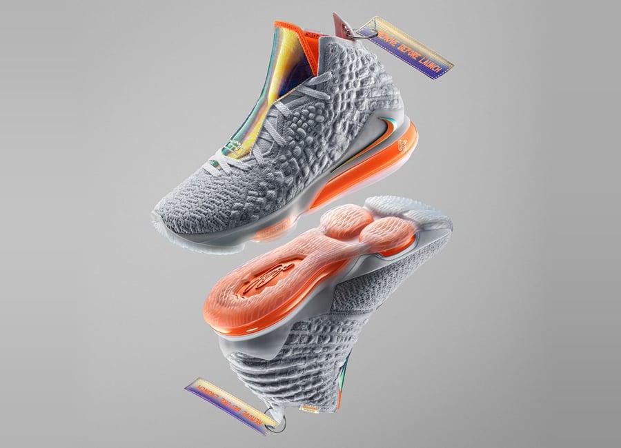 Nike LeBron 17 Future Air Release Date Info | SneakerFiles