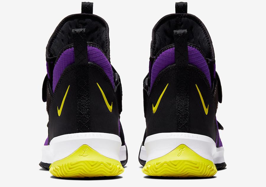 Nike LeBron Soldier 13 Voltage Purple AR4225-500 Release Date Info